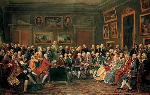 un salon littéraire au 18e siècle.jpg