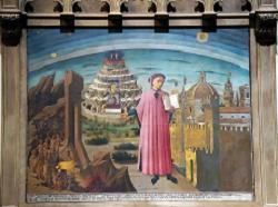 Dante et la divine comedie