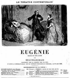 Eugenie - Beaumarchais